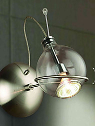 Недорогие -Модерн Настенные светильники Металл настенный светильник 110-120Вольт / 220-240Вольт 35W