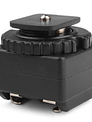 C-N2 Flash Hot Shoe PC Sync Adapter for Canon Nikon D-SLR as SC-2