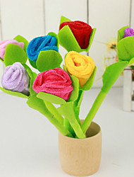 Penna-Giardino Rosso / Rosa / Blu / Oro / Lilla