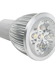 GU10 LED Spotlight MR16 5 leds High Power LED 450lm Warm White AC 85-265