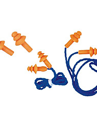 cheap -Earplugs / Training Equipment Rubber Noiseless for Adults