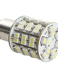 cheap -1157 4W 60x3528 SMD White Light LED Bulb for Car Brake Lamp (DC 12V)