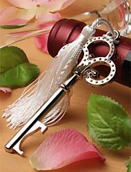 chave para o meu casamento abridor de garrafa coração favores