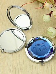 cheap -Wedding Party / Evening Material Stainless Steel Practical Favors Others Compacts Garden Theme Holiday Classic Theme Wedding