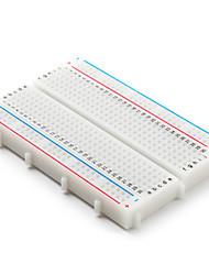 baratos -eletrônica placa de solda-menos 400 ponto- para montagem (para arduino)