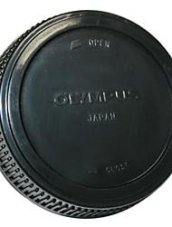 coperchio posteriore copriobiettivo per olympus panasonic micro 4/3 e-PL2 e-p2 GF1 GF2