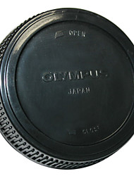 hintere Linse Abdeckkappe für Olympus Panasonic micro 4/3 E-PL2 E-P2 GF1 GF2