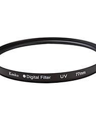 kenko uv filtro óptico 77 milímetro