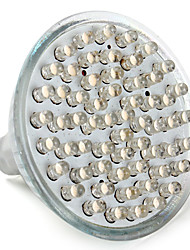cheap -3W 150-200 lm GU5.3(MR16) LED Spotlight MR16 60 leds Dip LED Warm White AC 12V