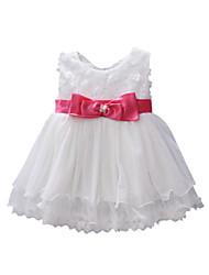 JANNIKA - kjole til blomsterpige