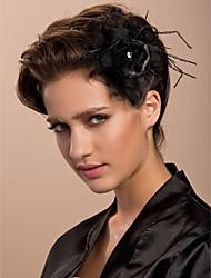 cheap -Tulle Fascinators Birdcage Veils Headpiece Classical Feminine Style