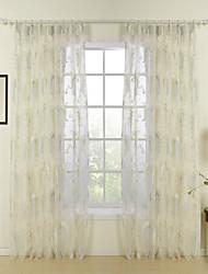 baratos -duas uvas painéis amor imprimir cortinas diáfanas cortinas