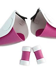 economico -Gioielli / Accessori per capelli Ispirato da Chobits Chii Anime Accessori Cosplay Accessori per capelli / Cuffie Bianco / Rosa PVC Donna