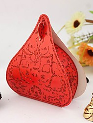 cheap -Creative Card Paper Favor Holder with Pattern Favor Boxes - 12