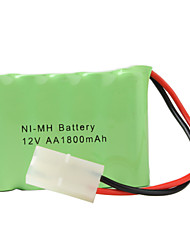 cheap -Double Layer Ni-MH AA Battery (12v, 1800 mAh)