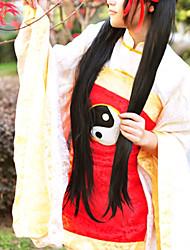 billige -cosplay kostume inspireret af Cardcaptor Sakura Meilin Rae