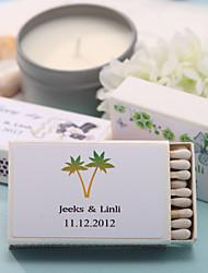 povoljno -Svadba Tvrda kartica papira Miješani materijal Vjenčanje Dekoracije Plaža Teme / Klasični Tema Proljeće Ljeto Jesen Sva doba