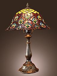 levne -design Tiffany Stolní lampa Kov nástěnné svítidlo 110-120V / 220-240V Max 40W