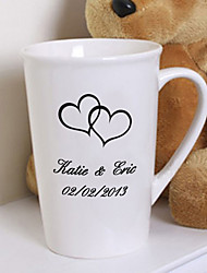 cheap -Bride Couple Ceramic Drinkware Wedding Anniversary Birthday Wedding Gifts