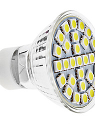 cheap -170lm GU10 LED Spotlight MR16 29 LED Beads SMD 5050 Natural White 100-240V