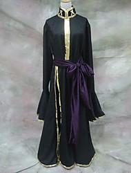 Inspirirana Saint Seiya Had Anime Cosplay nošnje Cosplay Suits Jednobojni Dugih rukava Kaput Pojas Za Mužjak