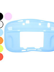 economico -hq Custodia in silicone di protezione per wii u controller (colori assortiti)
