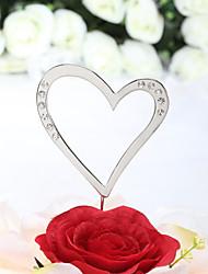 Decorazioni torte Non personalizzate Cuori Matrimonio / Anniversario / Addio al celibato/nubilato / Festa di 18 anni / Compleanno Strass