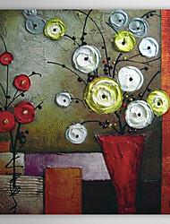 billige -håndmalede stilleben et panel lærred olie maleri til boligindretning