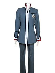 Недорогие -Вдохновлен Hiiro no Kakera Косплей видео Игра Косплэй костюмы Косплей Костюмы Пэчворк Кофты