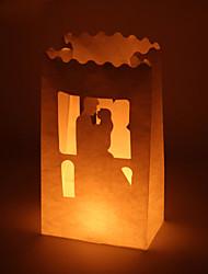 お買い得  -キャンドル&ホルダー 混合材 結婚式の装飾 結婚式 / パーティー / ウェディングパーティー ガーデンテーマ / クラシックテーマ オールシーズン
