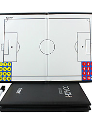 cheap -Soccer Magnetic Coaching Board Foldable Polyester 42.0*27.5*0.4