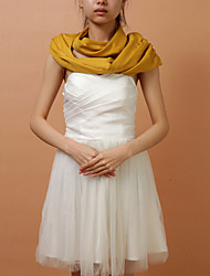 cheap -Cotton Party Evening / Casual Shawls With Scarves