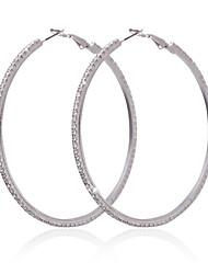 cheap -Cierelaeaey Drill Gold Plate Agate Earrings