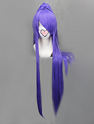cheap -Cosplay Wigs Vocaloid Kamui Gakupo Purple Long Anime/ Video Games Cosplay Wigs 100 CM Heat Resistant Fiber Male