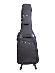 Недорогие -Входящие - (106036) Высококачественный 4-карман Rivet Eletric Guitar сумка с ремешком Невидимый
