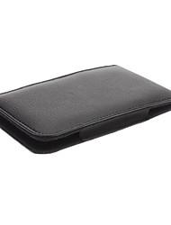 cheap -A20B Protective PU Leather Waist Bag Case for Samsung Galaxy Note II / N7100 (Black)