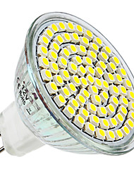 cheap -4W 300-350 lm E14 GU10 GU5.3(MR16) E26/E27 LED Spotlight MR16 80 leds SMD 3528 Warm White Natural White DC 12V AC 220-240V