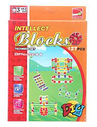 Недорогие -DIY Интеллект Блоки (127pcs, модель :1727-D)