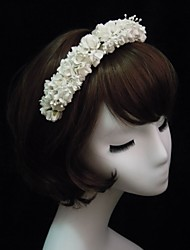 cheap -Women's Paper Headpiece-Special Occasion Headbands Elegant Style