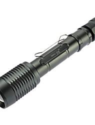 povoljno -LED svjetiljke / Ručne svjetiljke LED 1000lm 5 rasvjeta mode Vodootporno Kampiranje / planinarenje / Speleologija