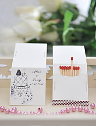 cheap -Wedding Party Hard Card Paper Mixed Material Wedding Decorations Classic Theme All Seasons