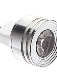 1w gu5.3 (MR16) LED-Strahler MR11 1 50-80lm warmweiß 3000k DC 12V