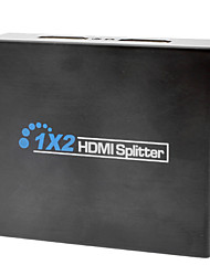 HDMI V1.3 to 2x HDMI V1.3 Splitter High Speed HDMI Cable