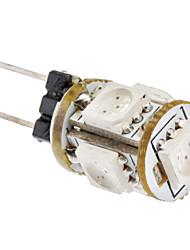 1W G4 LED Mais-Birnen 5 SMD 5050 80-120 lm Rot K DC 12 V