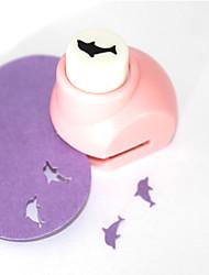 baratos -Mini Craft Punch (Dolphin)