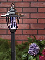 Solar Mosquito Zapper Stake Light Garden Path Lighting(Cis-57188)