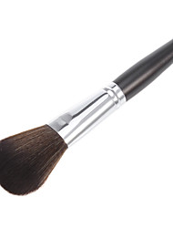 cheap Powder Brushes-1pc Powder Brush Nylon Powder/Foundation/Concealer/Blush Cosmetic Makeup Brush for Face Makeup