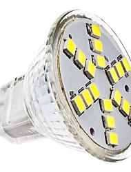 cheap -2W 6000 lm GU4(MR11) LED Spotlight MR11 18 leds SMD 2835 Cold White AC 12V DC 12V