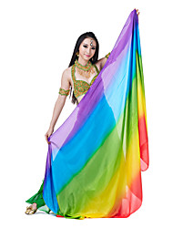 Dance Accessories Stage Props Women's Training Silk Elegant Style