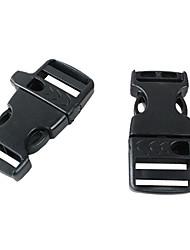 Plastic Side Udgivelse Formet Spænder til 550 Paracord Armbånd